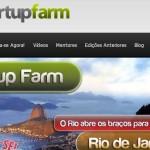 Startup Farm Rio de Janeiro Starts Tomorrow