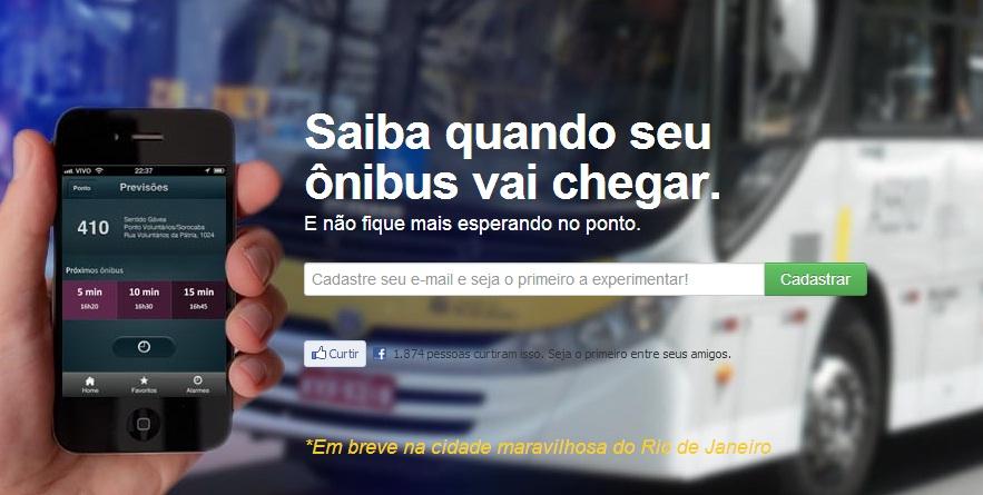 Buus Helps Passengers Maneuver Rio's Public Transport System