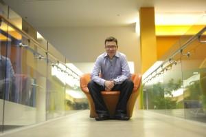 Dr. Luis von Ahn, CEO of Duolingo.