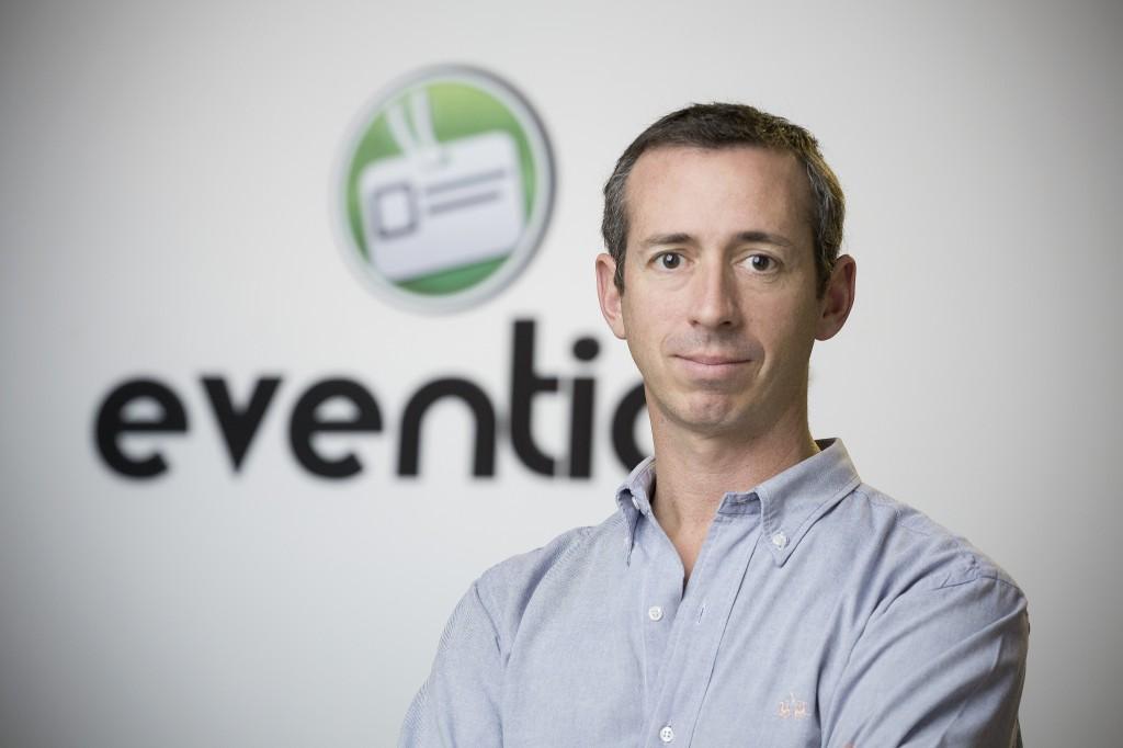 Pablo Aquistapace, Eventioz CEO.