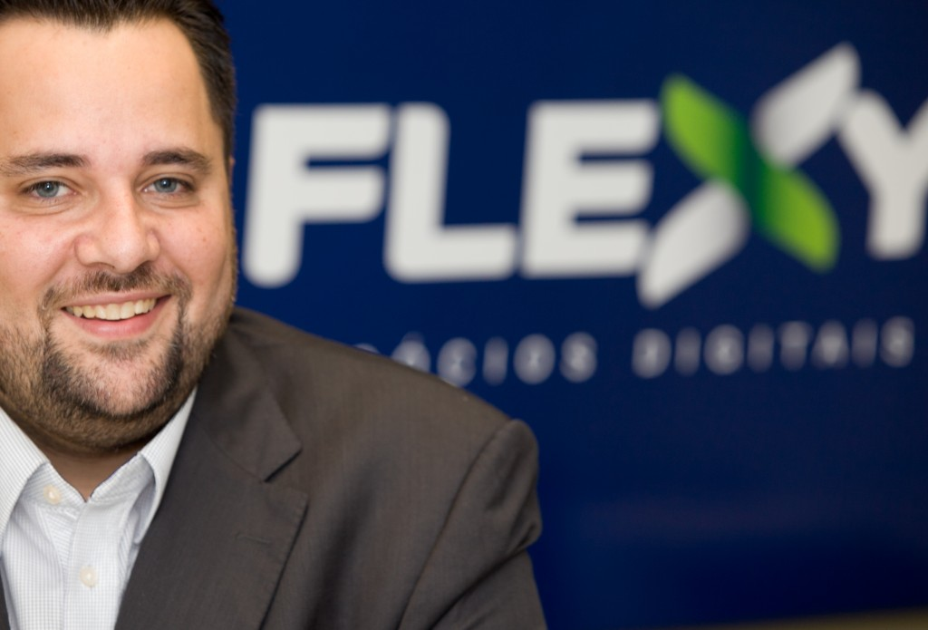 Cristiano Chaussard, Director of Expansion at Flexy.