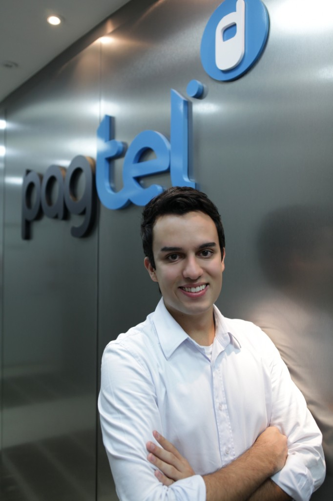 Felipe Lessa, Marketing and Communications Director at Pagtel.