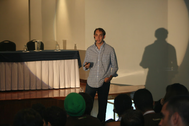 Adam D'Augelli of True Ventures will return to the PulsoConf stage again this year.