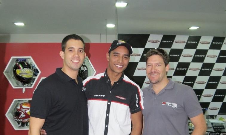 PaMotos Co-founders Alejandro Gonzalez (left) and Mauricio Maestre (right).