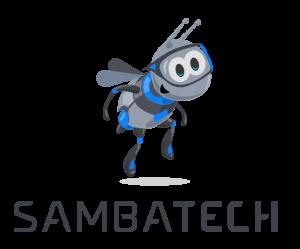 Samba Tech - Logo Vertical