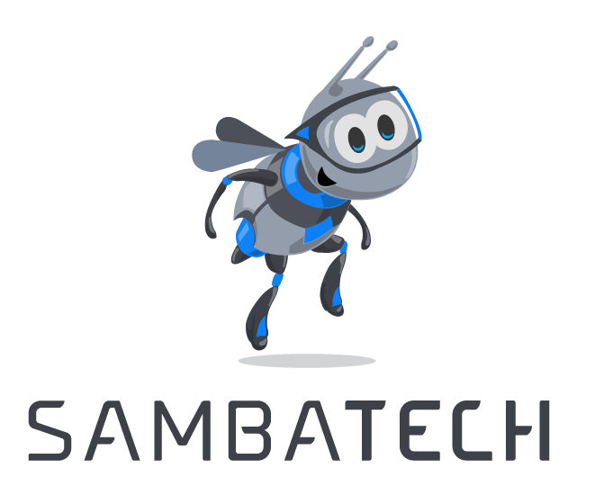Samba Tech - Logo Vertical