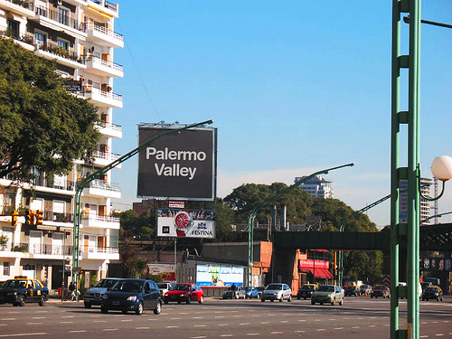 Palermo Valley by Santiago Siri