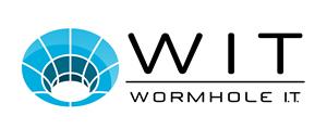 wormhole it