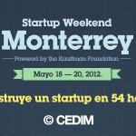 México: ¡Hoy inicia Startup Weekend Monterrey!