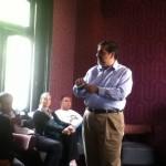 """Vivek Wadhwa en México: """"No construyan más apps sociales, construyan algo para resolver los problemas del mundo"""""""
