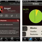 CallSuite: La integración de redes sociales y control del plan de telefonía móvil en una app