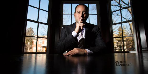 David Benoliel, VP de Operaciones de AshleyMadison.com para América Latina