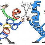 ¿El ascenso de Google+ y la caída de Facebook?
