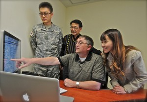 USAG Humphreys takes top honors for excellence in social media communications