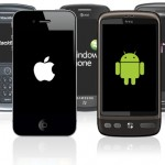 Smartphones global: Android domina, iOS escolta y qué viene para Blackberry