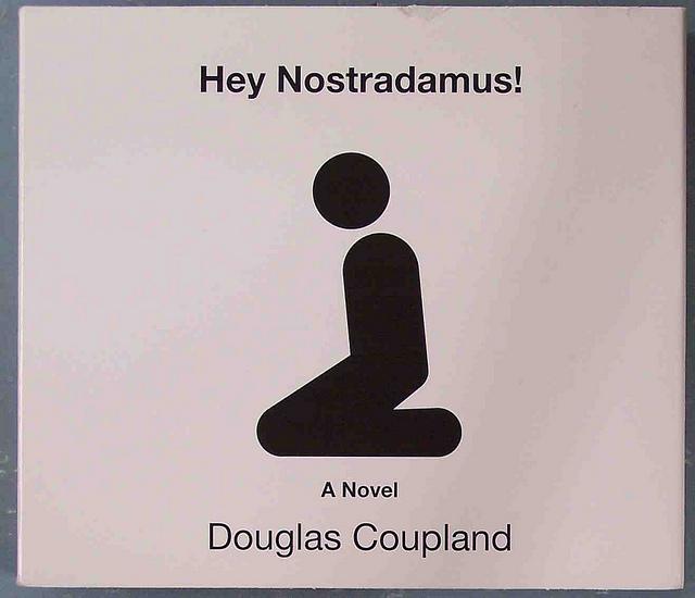 hey nostradamus! (audiobook)