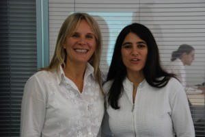 Caroliina Dams , Carolina Ruiz, socias en A2C Advisors
