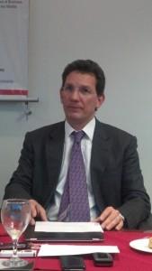 Javier Cordero Oracle México
