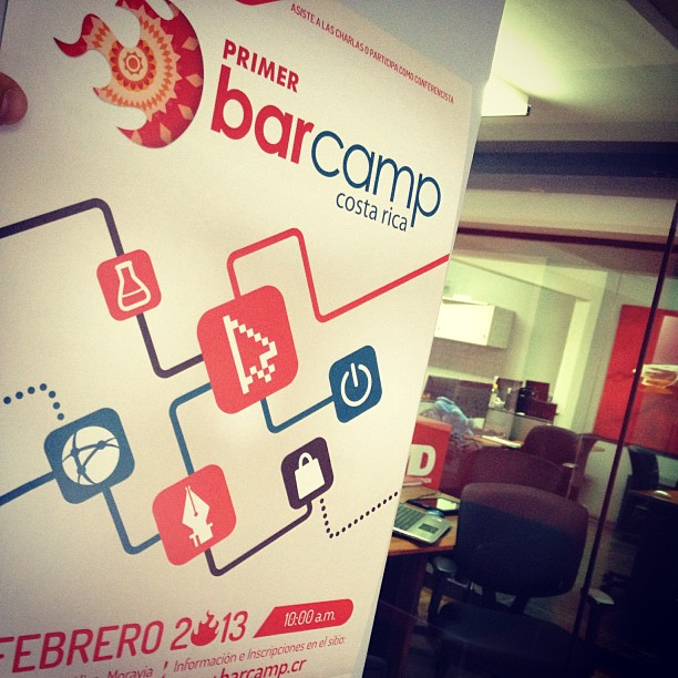 BarCamp Costa Rica