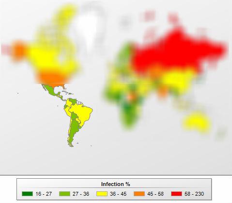 Ataques del crimen cibernético vía Web