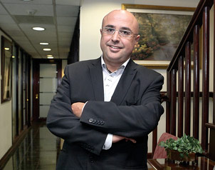 Jose Vicente VP CEO Zyncro