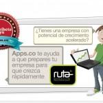 Apps.co y Ruta N convocan a emprendedores TIC para su fase de aceleración