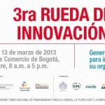 Emprendedores: ¿Qué pueden hacer en la 3ª Rueda de Innovación de Connect Bogotá?