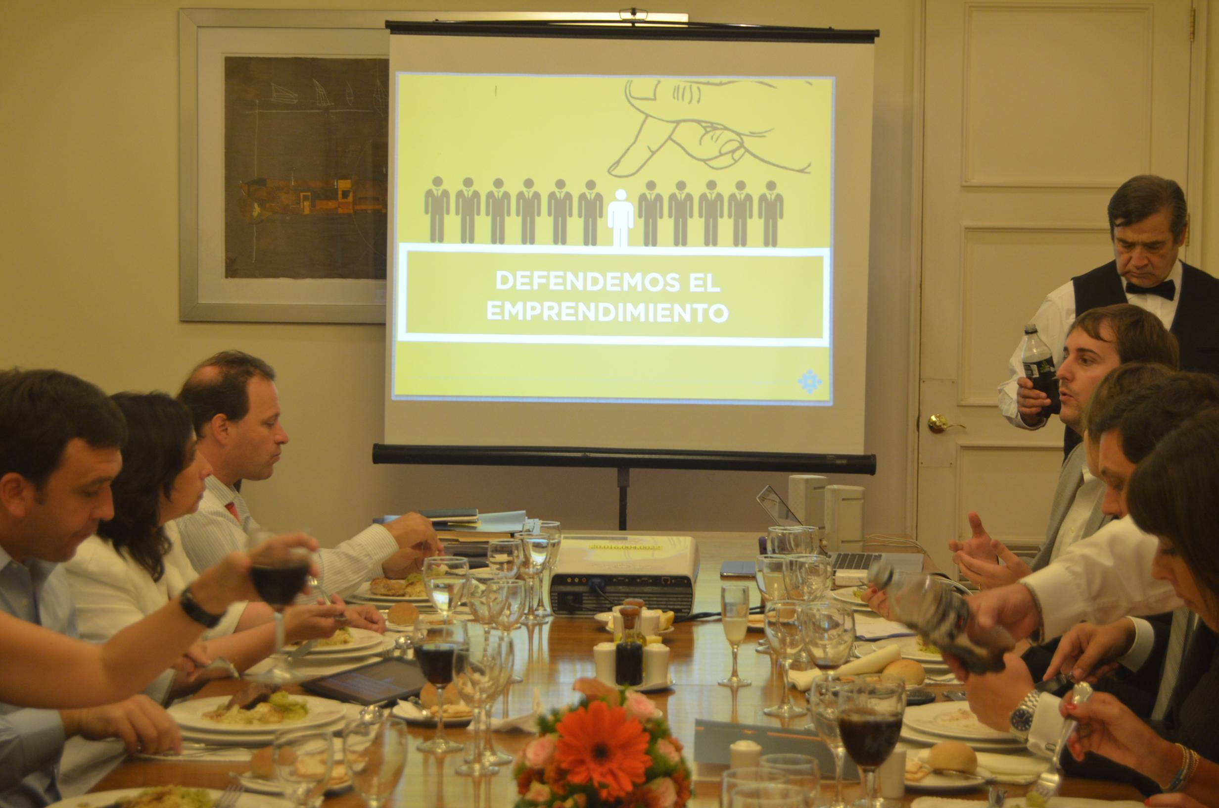 Bancada Pro Emprendimiento se lanzó en Cámara de Diputados