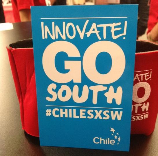 Chile en SXSW Innovate! Go South