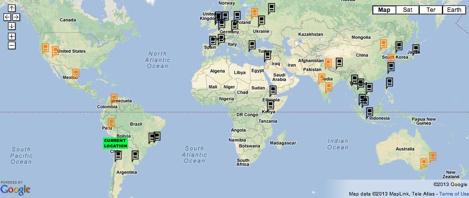 World Startup Report 2013