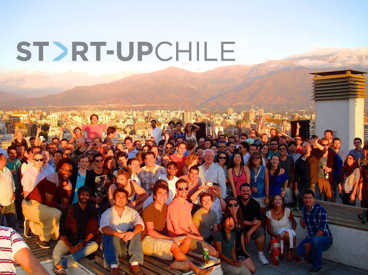 Demo Day de Start-Up Chile