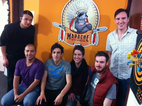 equipo Mapache Studios