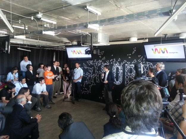 Wayra Chile DemoDay 2013
