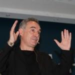 """""""El éxito llega cuando eres capaz de transformarte antes de que vengan los problemas"""": Ferran Adriá"""