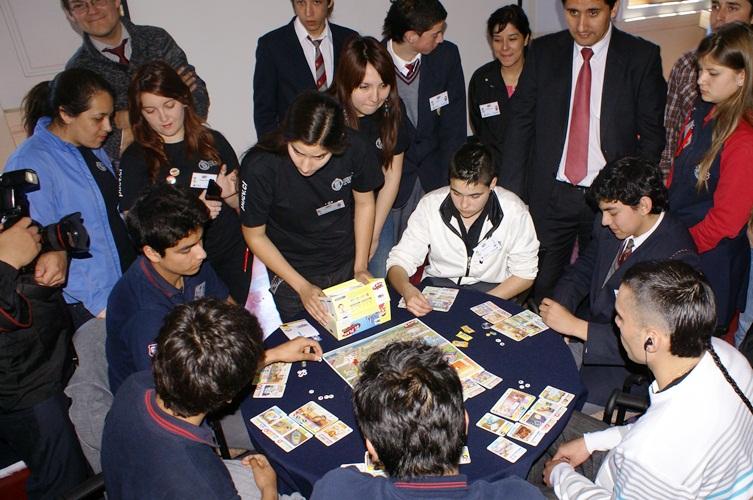 Torneo Interescolar de Emprendimiento
