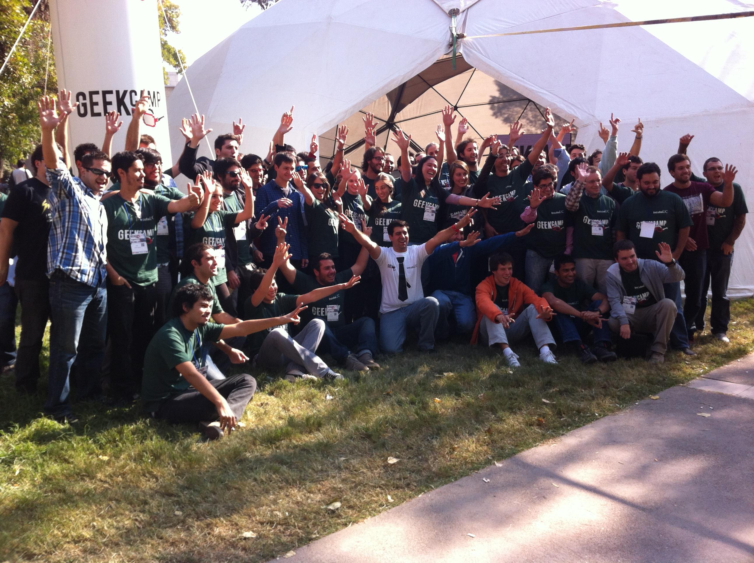 GeekCamp emprendedores