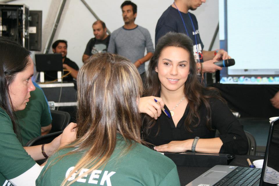 Maile Krauss GeekCamp 4