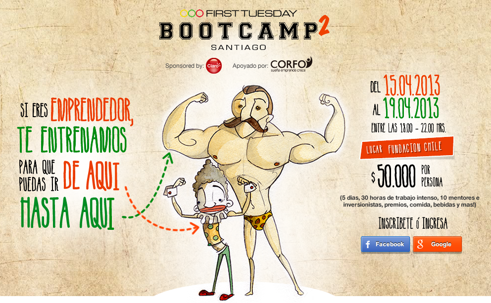 First Tiesday Bootcamp