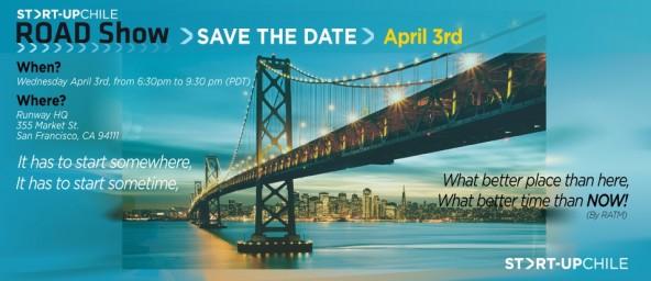 Demo Day Start-Up Chile San Francisco – Agenda de eventos en Chile