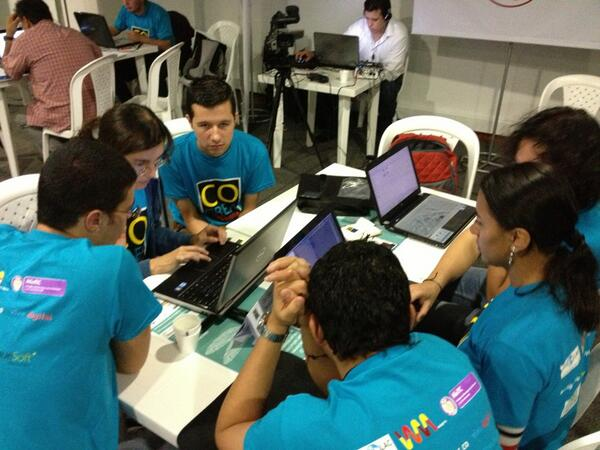 Co-Crea Colombia hackathon