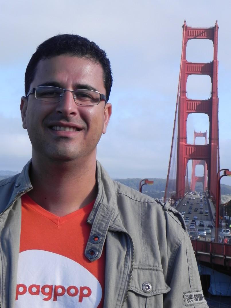 Marcio Campos de PagPop XV Conferencia Latinoamericana