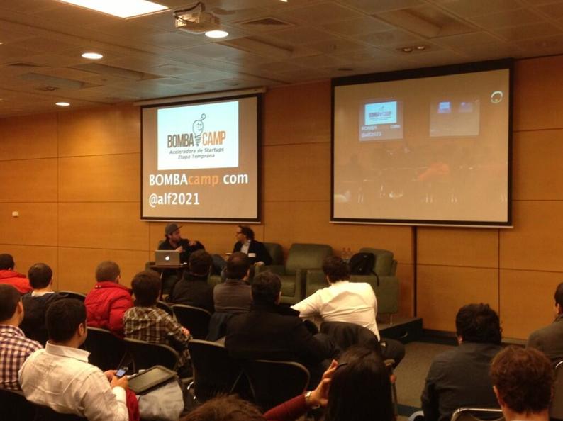 Alfredo Osorio en Webprendedor Capital 2013