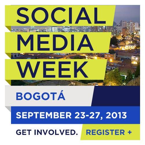 Social Media Week Bogotá