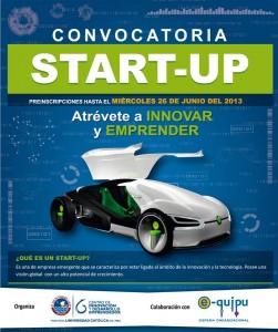 Startup PUCP 2013