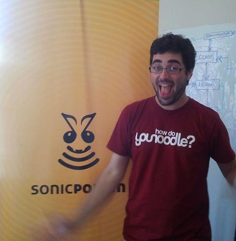 Félix Barros fue el ganador chileno de Desafío Intel en 2012.