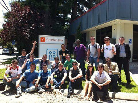 Los ganadores de Desafío Intel 2012 visitaron Y-Combinator.