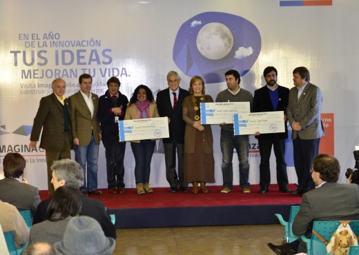 Concurso de Ideas Imagina Chile