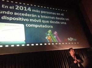 Alejandro Sas, co founder de Hunt Moblie Ads. Gentileza @GastonBercun