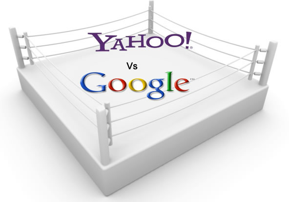 essay about google vs yahoo Yahoo has more going on like the questions, answers, 360, my page, fianance with articles and columns, etc google has some nice features, but mainly it is a good search engine.