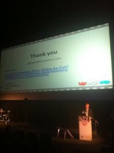 Paul Goode, Senior Vicepresident Marketing  International (ComScore ). Gentileza ComScore LATAM